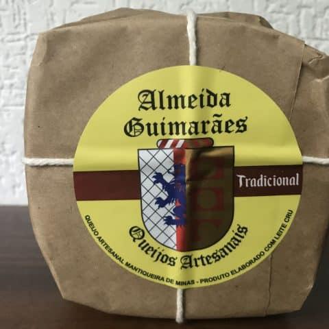 Queijo Artesanal Almeida Guimarães