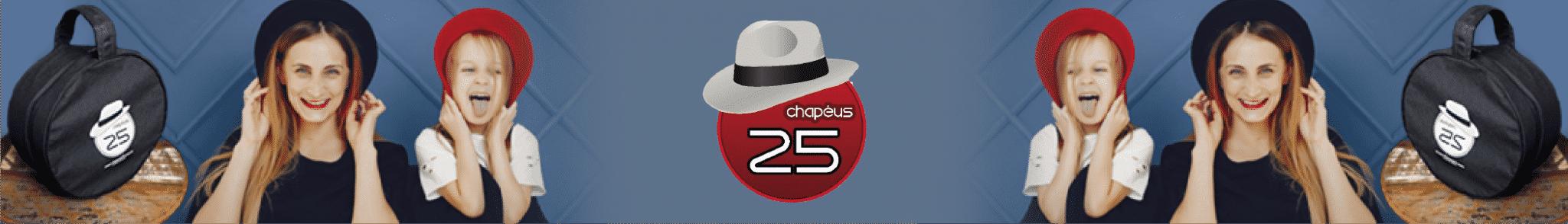 chapeus 25 capa