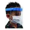 Face Shield Infantil Azul