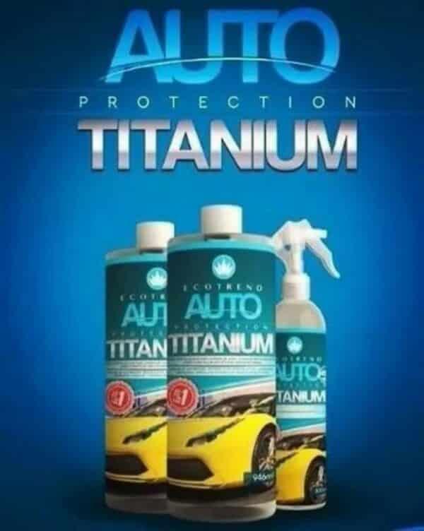 AUTO PROTECTION TITANIUM 946 ML